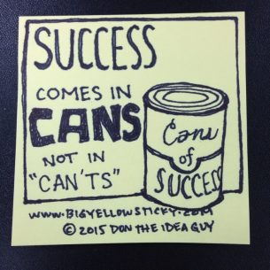 Canned Success