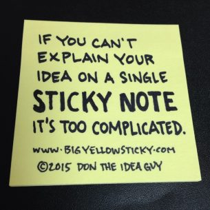 Sticky Complications