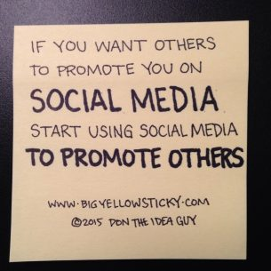 Promote Others