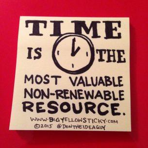 Non-Renewable Resource