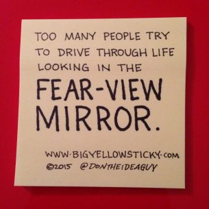 Fear-View Mirror