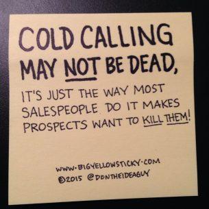 Cold Call Killer