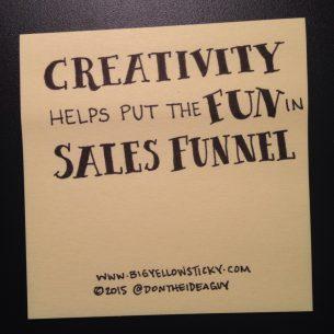 Putting The Fun in Sales Funnel