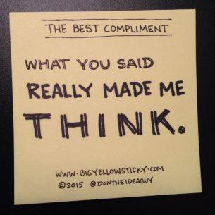 Best Compliment