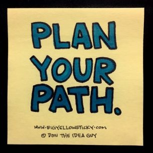Plan Your Path