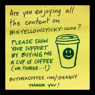 Please support BYS! http://buymeacoffee.com/ideaguy